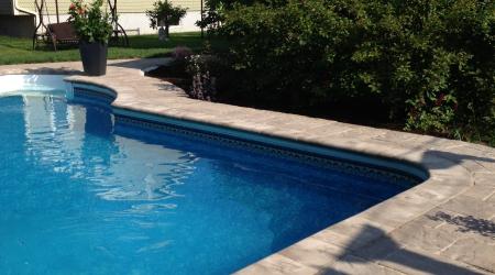 Image de Contour de piscine