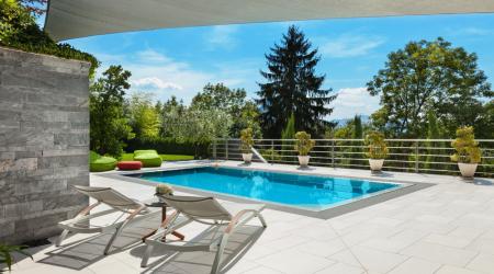 Image de Création d'une piscine