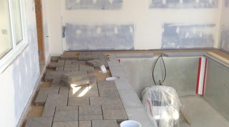 Image de piscine interieur